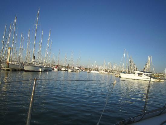 Mercure Les 3 Iles Chatelaillon Plage : port des minimes