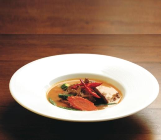 Infuzions: Wagyu Beef Red Curry