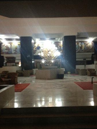 Bukhara Palace Hotel: Foyer