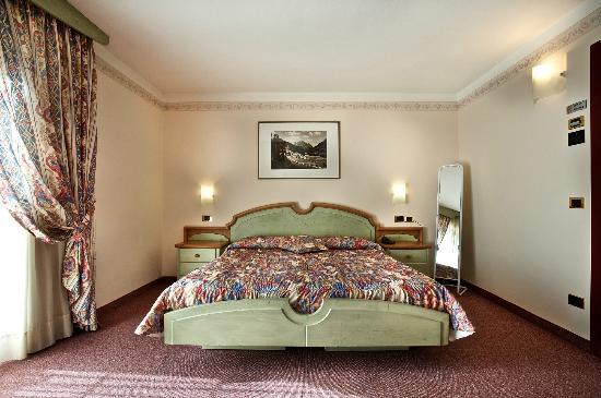 Hotel Alla Rosa: Camera
