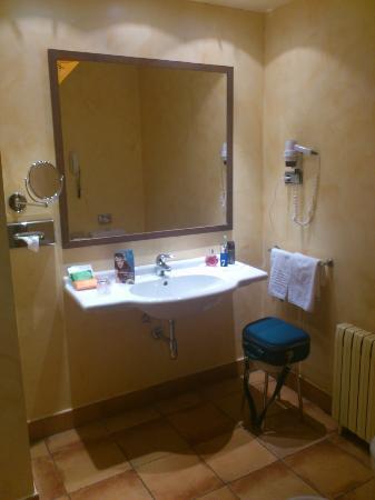 Hesperia Toledo: El lavabo