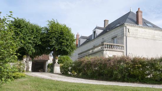 Le Clos du Haut Villiers: Balcony