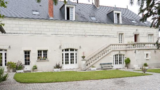 Le Clos du Haut Villiers: Main building