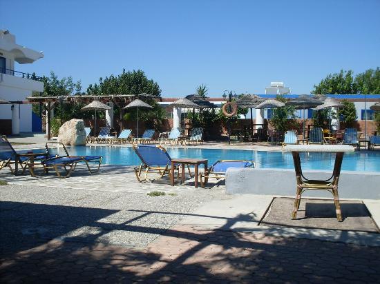 Aquarius: piscina