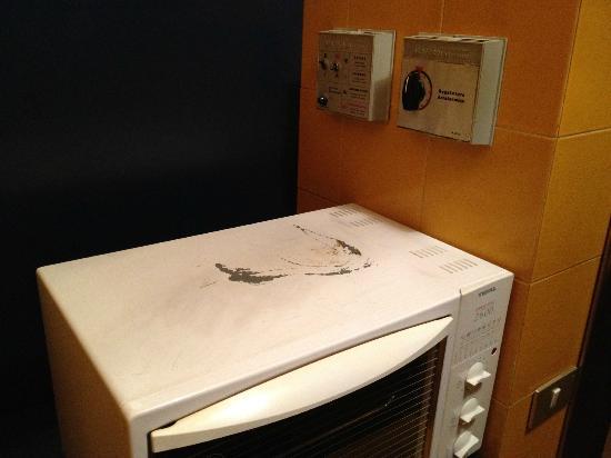 Castelvecchio  Aparthotel: Oven