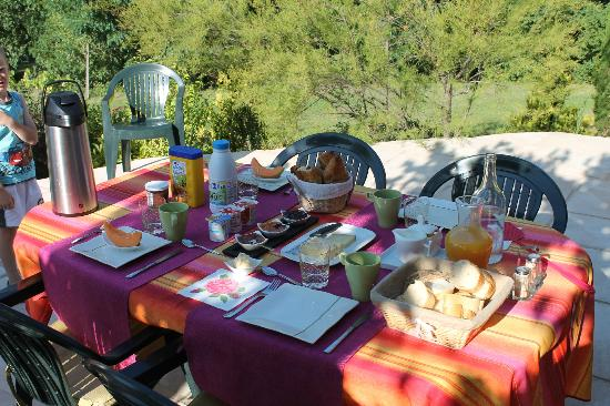 La Serenade : Het ontbijt