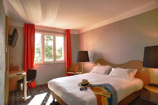 Hotel Beau Rivage: chambre double superieure