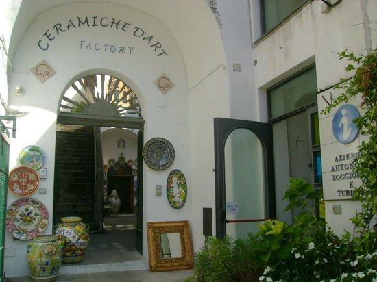 Ceramiche by Pascal Shop: PASCAL CERAMICHE D'ARTE RAVELLO