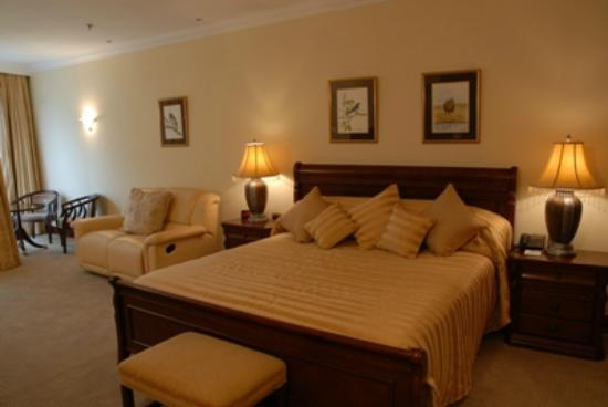 كيبو بالاس هوتل: Suites