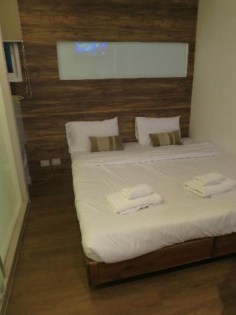 โรงแรม เดอะ พีเรียด ประตูน้ำ: The room