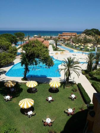 Hotel Dar Ismail : piscine de rêve