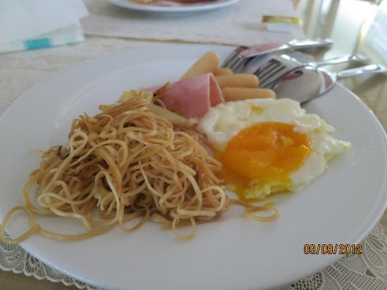 The Period Pratunam : Breakfast!