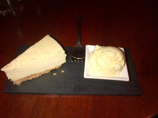 Two Doors: Cheesecake