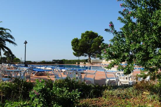 Hotel San Carlos: La piscine