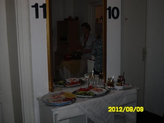 Bolgerini Inn: colazione con ingresso camere