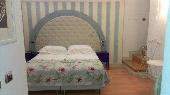 Villa Euchelia Resort : Zimmer
