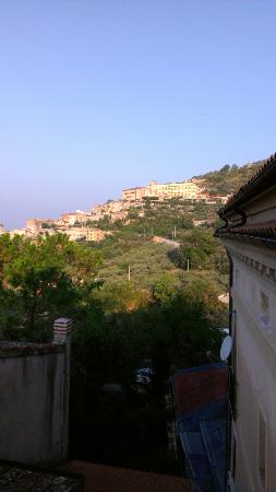 Villa Euchelia Resort : Balkonausblick