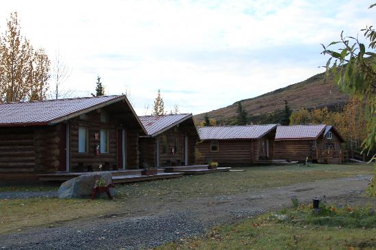 Kantishna Roadhouse Guest Cabins