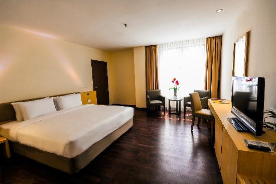 Rocana Hotel Kuantan: Deluxe Room