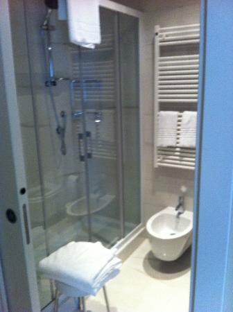 Al Bailo di Venezia: Il bagno...