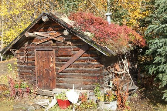 Kantishna Roadhouse: Historic Recorder's Cabin