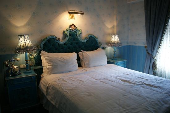 Amisos Hotel: Blue Room