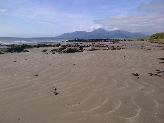 Tyrella, UK: The beach
