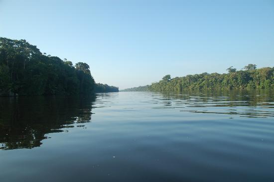 Cabinas El Icaco Tortuguero: canoe tour