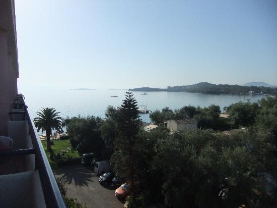 Elea Beach Hotel: View from room 322