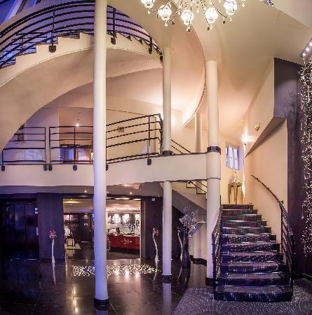 Hotel Le M : Lobby