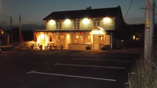 The Farmers Arms: New Entrance