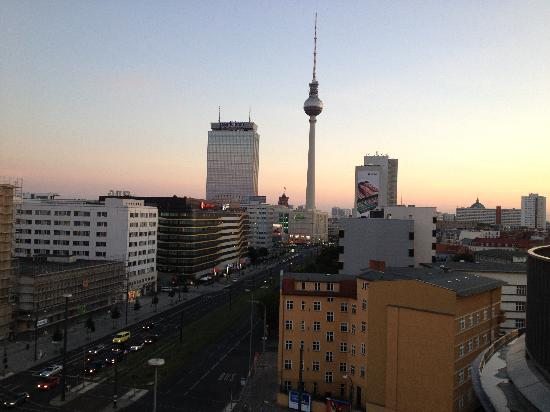 Soho House Berlin: View
