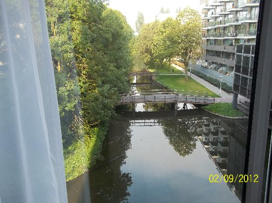 Htel Amstelveen: A view from room 322