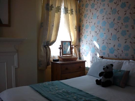 The Old Town Guesthouse: Inside the room