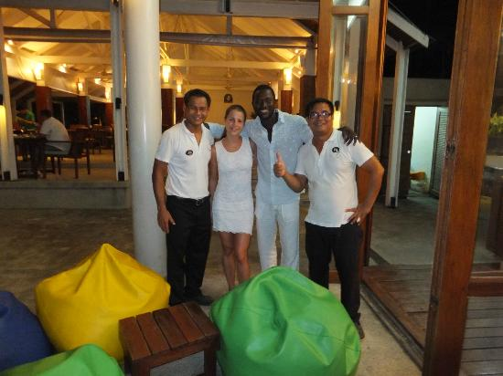 Centra by Centara Coconut Beach Resort Samui : Jud and Pat great guys