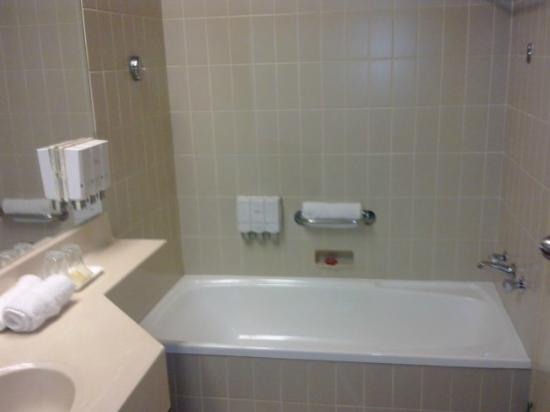 Quality Hotel Ambassador Perth: Bathroon
