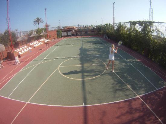 Club Hotel Sera: Tennis