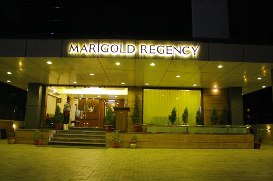 Marigold Regency: Entrance
