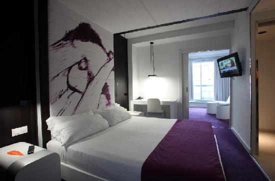 โรงแรมรูมเมท เอ็มมา: Habitación