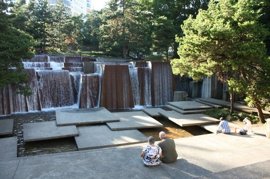Ira Keller Fountain Park Portland Or Updated May 2019