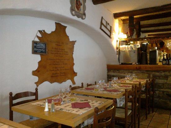 Restaurant 1789 : altra veduta del ristorante