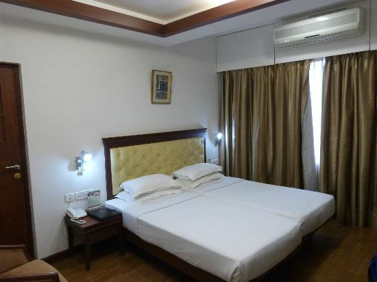 Hotel Southern Star: Nuestra habitación