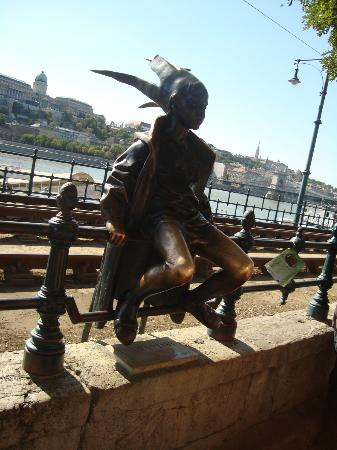 Free Budapest Walking Tours: La princesita de Budapest