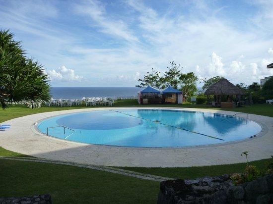 The Southern Links Resort Hotel:                   部屋からの眺め