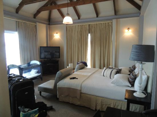 The Lofts Boutique Hotel: Lagoon suite