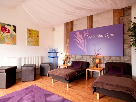 Atholl Palace Hotel: Lavender Spa Relaxation Room