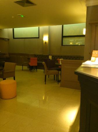 Inter-Hotel Astoria Vatican: WiFi area