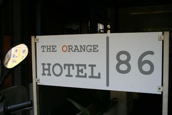 أورانج هوتل: The Orange Hotel 