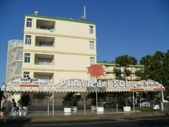 Playa del Sol -  Adults Only: entrata dell'hotel