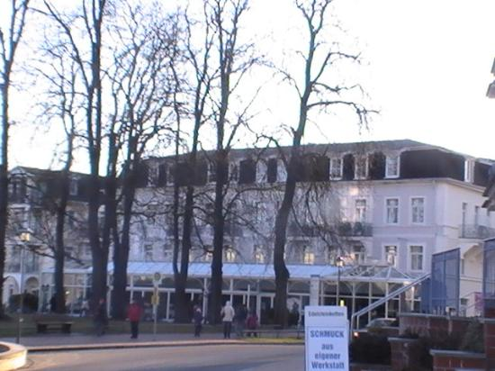 SEETELHOTEL Pommerscher Hof: das Hotel
